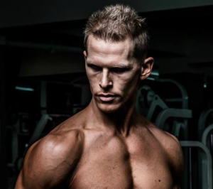 Personal trainer Mark McCormack