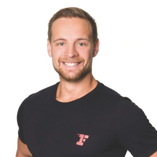 Jordan Smith from Fitness First